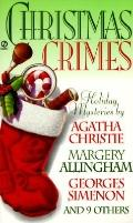 Christmas Crimes: Stories from Ellery Queen's Mystery Magazine and Alfred Hitchcock Mystery