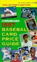 Baseball Card Price Guide 1997 - Consumer Guide Editors - Mass Market Paperback