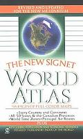 New Signet World Atlas