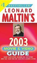 Leonard Maltin's Movie+video Guide 2003