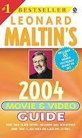 Leonard Maltin's Movie & Video Guide 2004