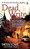 Dead Write: A Forensic Handwriting Mystery