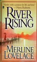 River Rising - Merline Lovelace - Mass Market Paperback