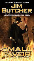 Small Favor (Dresden Files Series #10)