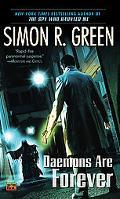 Daemons Are Forever (Secret Histories Series #2)