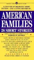 American Families: 28 Short Stories
