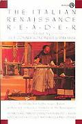 Italian Renaissance Reader