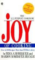 The Joy of Cooking: The All-Purpose Cookbook - Irma S. Rombauer - Paperback