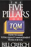 5 Pillars of Tqm How to Make Total Quality Management Work for You