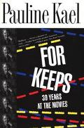 For Keeps:30 Years At the Movies