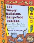 366 Simply Delicious Dairy-Free Recipes