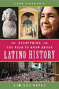 Everything You Need to Know About Latino History 2008