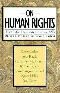 On Human Rights The Oxford Amnesty Lectures 1993