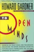 To Open Minds