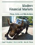 Modern Financial Markets