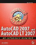 Autocad 2007 And Autocad Lt 2007 No Experience Required