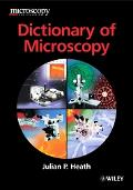 Dictionary of Microscopy