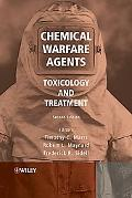 Chemical Warfare Agents Toxicology And Treatment