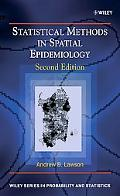 Statistical Methods in Spatial Epidemiology
