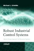 Robust Industrial Control Systems Optimal Design Approach for Polynomial Systems