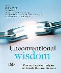 Unconventional Wisdom Counterintuitive Insights For Family Business Success
