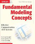 Fundamental Modeling Concepts Effective Communication of It Systems