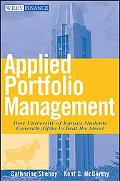 Applied Portfolio Management