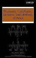 Theorems, Corollaries, Lemmas, And Methods of Proof