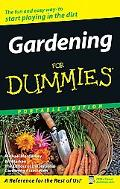 Gardening For Dummies®