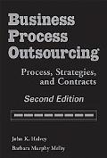 Business Process Outsourcing Process, Strategies, and Contracts