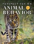Perspectives on Animal Behavior