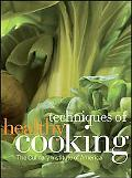Techniques of Healthy Cooking