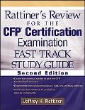 Rattiner's Review for the Cfp Certification Examination Fast Track, Study Guide
