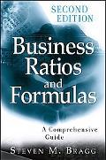 Business Ratios And Formulas A Comprehensive Guide