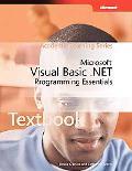 Microsoft Visual Basic .NET Programming Essentials