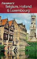 Frommer's Belgium, Holland & Luxembourg