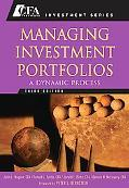 Managing Investment Portfolios A Dynamic Process
