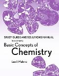 Basic Concepts of Chemistry, Student Study Guide