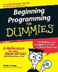Beginning Programming For Dummies