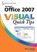 Office 2007 Visual Quick Tips
