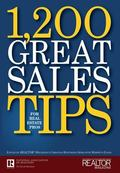 1,2000 Great Sales Tips For Real Estate Pros
