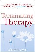 Terminating Therapy
