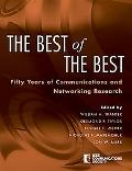 Best of The Best Fifty Years of Communications and Networking Research