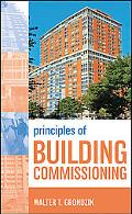 Principles of Building Commissioning