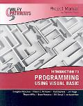 Introduction to Programming Project Manual