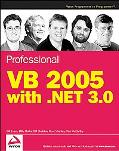 Professional Vb 2005 With .net 3.0