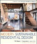 Modern Sustainable Residential Design: A Guide for Design Professionals