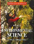 Environmental Science: Earth as a Living Planet Wileyplus Set