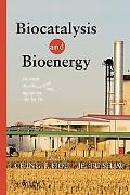 Biocatalysis and Bioenergy