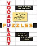 Vocabulary Puzzles The Fun Way to Ace the Sat and Other Standardized Tests